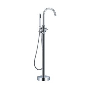 wholesale expo floor mounted faucet Marinella