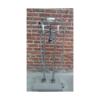 wholesale expo floor mounted faucet Santorini