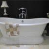 wholesale expo cast iron freestanding tub anniston bathtub