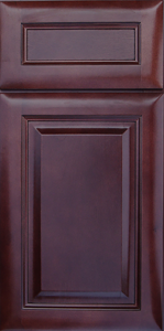 wholesale expo cherry glaze kitchen cabinet