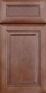 wholesale expo cinnamon glaze kitchen cabinet