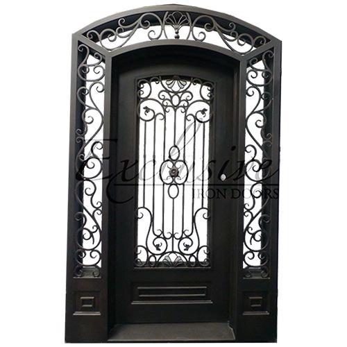 custom Howard exclusive iron door