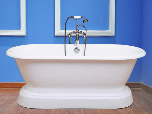 wholesale expo cast iron freestanding tub Huntsville bathtub