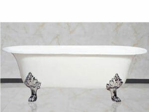 wholesale expo cast iron freestanding tub Jackson bathtub