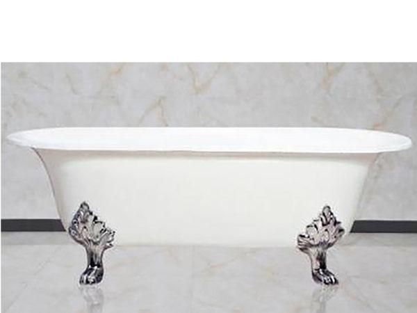 wholesale expo cast iron freestanding tub Jackson bathtub