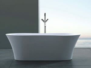 wholesale expo stone resin freestanding tubs Maya bathtub
