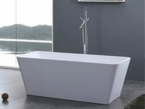 wholesale expo stone resin freestanding tubs nido bathtub