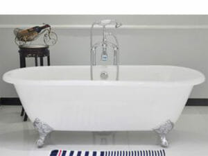 wholesale expo cast iron freestanding tub nile bathtub