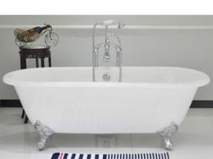 wholesale expo cast iron freestanding tub nile bathtub