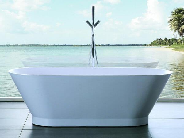 wholesale expo stone resin freestanding tubs sorelle bathtub