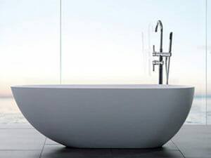wholesale expo stone resin freestanding tubs Grenada bathtub