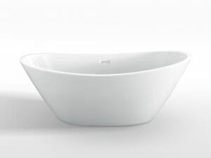 wholesale expo acrylic freestanding tub jerry bathtub