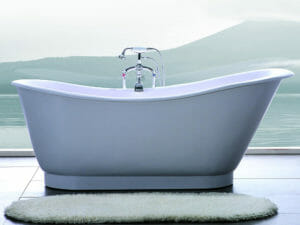 wholesale expo stone resin freestanding tubs Maroma bathtub