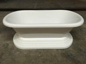 wholesale expo acrylic freestanding tub monaco bathtub
