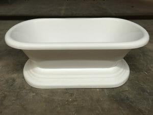 wholesale expo acrylic freestanding tub monaco bathtub