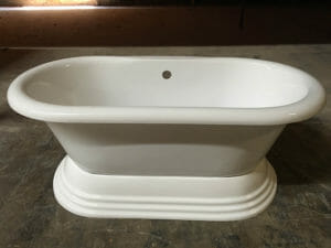 wholesale expo acrylic freestanding tub sapelo bathtub