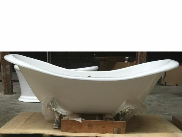 wholesale expo cast iron freestanding tub Yukon bathtub