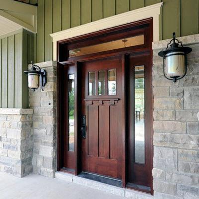 wholesale expo custom front door
